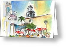 Puerto De La Cruz 01 Greeting Card