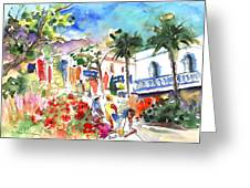 Puerto Mogan 10 Greeting Card