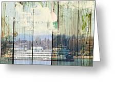 Puget Sound Greeting Card