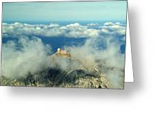 Puig Major Mallorca Spain Greeting Card