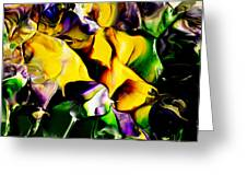 Botanical # 1211 Greeting Card