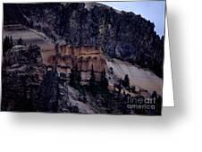 Pumice Castle I Greeting Card
