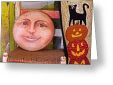Pumpkin Patch 3 Greeting Card