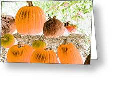 Pumpkin Patch - Photopower 1561 Greeting Card