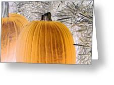 Pumpkin Patch - Photopower 1563 Greeting Card