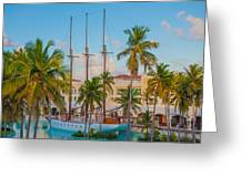 Punta Cana Resort Greeting Card