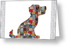 Puppy Dog Showcasing Navinjoshi Gallery Art Icons Buy Faa Products Or Download For Self Printing  Na Greeting Card