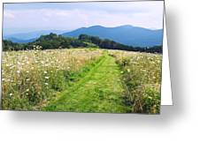 Purchase Knob Greeting Card