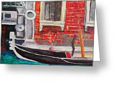 Purely Venice Greeting Card