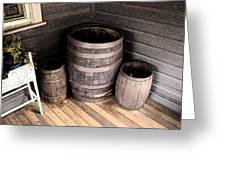 Purple Barrels Greeting Card