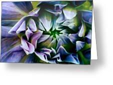 Purple Dream Greeting Card