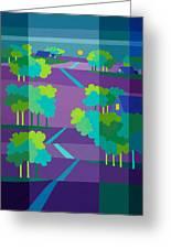 Purple Hill Farms Greeting Card