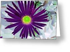 Purple Passion - Photopower 1605 Greeting Card