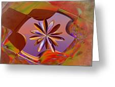 Puzzle Of Life Greeting Card