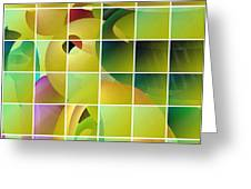 Puzzle Solved Greeting Card