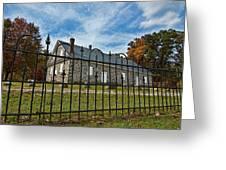Quaker Meeting House - Warrington Greeting Card
