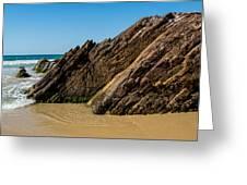 Quarry Beach 08 Greeting Card