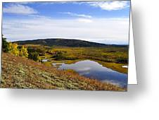 Quartz Lake Recreation Area Greeting Card