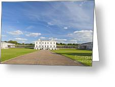 Queen's House In Greenwich Greeting Card