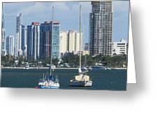 Queensland Australia Greeting Card