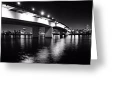 Queensway Bridge Greeting Card