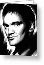 Quentin Tarantino Artwork 2 Greeting Card