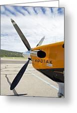 Quest Kodiak Aircraft Greeting Card