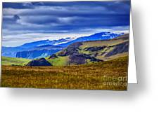 Quiet Hill Greeting Card