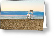 Race Point Evening Greeting Card