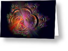 Radiance-2 Greeting Card