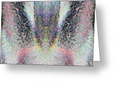 Radiant Seraphim Greeting Card