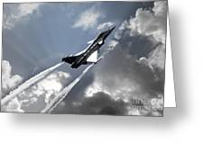 Rafale Greeting Card