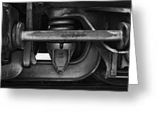 Rail Detail Greeting Card