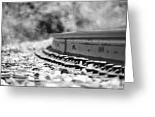 Railroad Heat Greeting Card