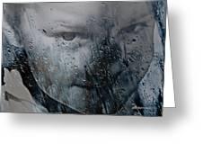 Rain Rain Go Away Greeting Card