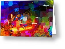 Rainbow Maker Greeting Card