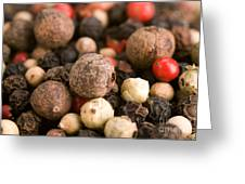 Peppercorns Medley Greeting Card