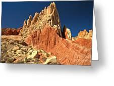 Rainbow Ridge Greeting Card