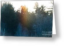 Rainbow Sparkles Greeting Card