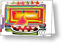 Rainbow Warrior Greeting Card