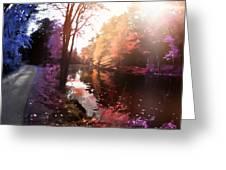Rainbow Yaddo Greeting Card