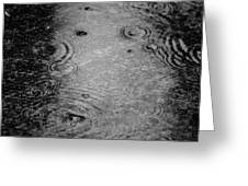 Rainy Days 23 Greeting Card