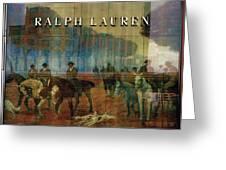 Ralph Lauren Greeting Card