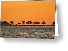 Ram Island Greeting Card