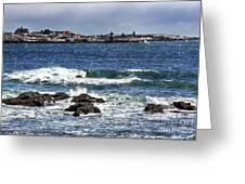 Ram Island Lighthouse Greeting Card