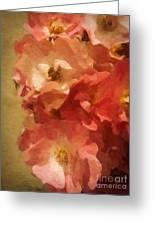Ramblin Rose Memories Greeting Card