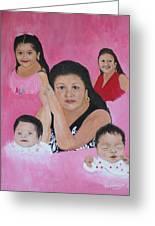 Rameriz Portraits Greeting Card