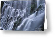Ramona Falls Greeting Card