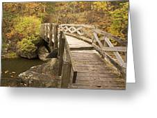 Ramsey Creek Scene 6 Greeting Card