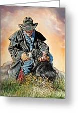 Ranch Hand Friends Greeting Card